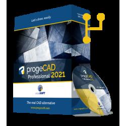 Software CAD ProgeCAD 2021 PRO NLM
