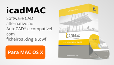 iCADMAC - Software CAD para Apple MAC OS X